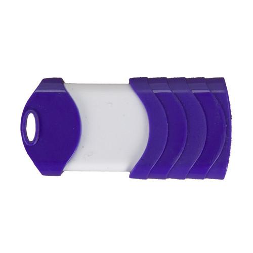 Lexar JumpDrive 64GB Purple Push USB 2.0 Flash Memory Drive PC Storage