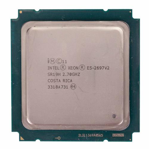 Intel Xeon E5-2697 v2 12 Core 2.7GHz 30M 8GT/s SR19H (B-Grade)