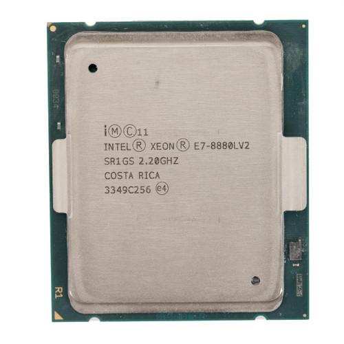 Intel® Xeon® E7-8880Lv2, 15 core, 2.20GHz Processor SR1GS (C-Grade)