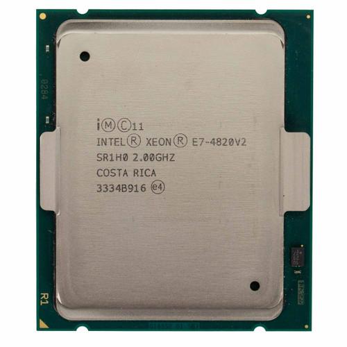 Intel® Xeon® E7-4820 v2, 8 core, 2.0GHz Processor SR1H0