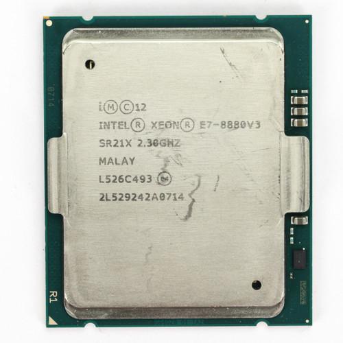 Intel® Xeon® E7-8880 v3, 18 core, 2.3GHz Processor SR21X (C-Grade)