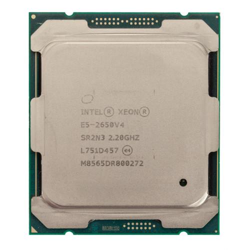 Intel® Xeon® E5-2650 v4, 12 core, 2.2GHz Processor SR2N3 (B-Grade)