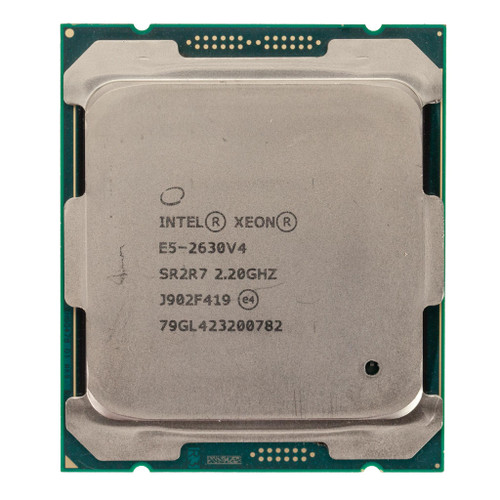 Intel® Xeon® E5-2630 v4, 10 Cores, 2.2GHz Processor SR2R7 (C-Grade)
