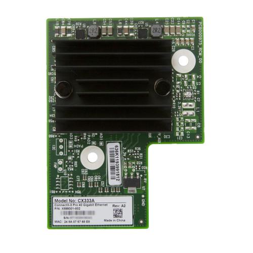 Mellanox CX333A ConnectX-3 Pro X899301-002 Single Port 40Gb/s Mezzanine Network