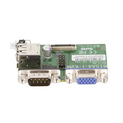 SuperMicro AOC B1SA4-F-KVM KVM Test Board VGA USB Serial