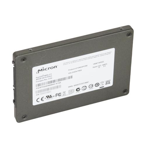 "400GB Micron RealSSD P400e Series MTFDDAK400MAR 6Gb/s 2.5"" SATA SSD"
