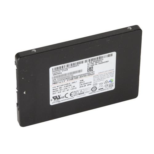 """512GB SATA 6Gb/s 2.5"""" Samsung MZ-7LN512A PM871a Series SSD"""
