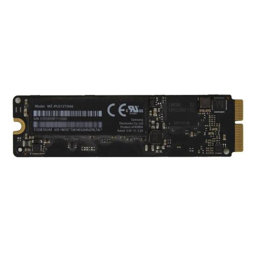 Apple 512GB SSD Samsung MZ-JPU512T/0A6 Air 2013-2015 Pro Retina 655-1805