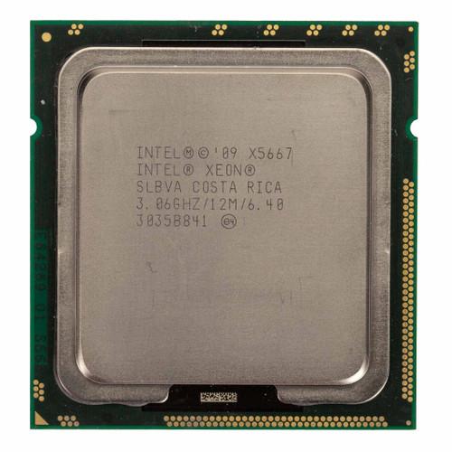 Intel® Xeon® X5667, 4 Core, 3.06GHz Processor SLBVA (Clean Pull)