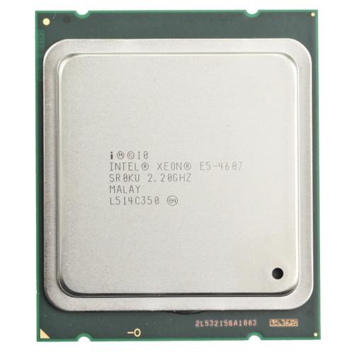 Intel® Xeon® E5-4607, 6 Core, 2.2GHz Processor SR0KU (B-Grade)