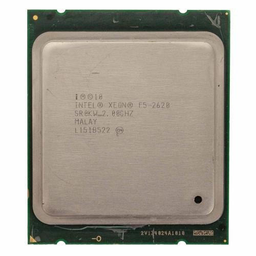 Intel® Xeon® E5-2620, 6 Core, 2.0GHz Processor SR0KW (B-Grade)