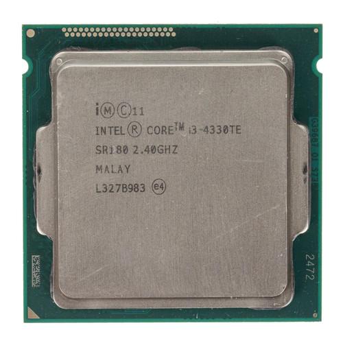Intel® Core® i3-4330TE, 2 Cores, 2.4GHz Processor SR180 (B-Grade)