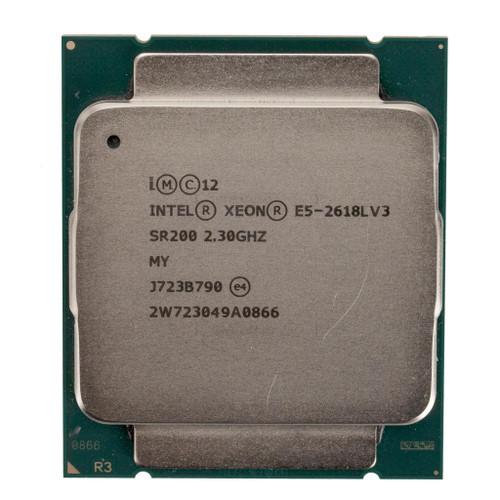 Intel® Xeon® E5-2618LV3, 8 Core, 2.30GHz Processor SR200 (B-Grade)