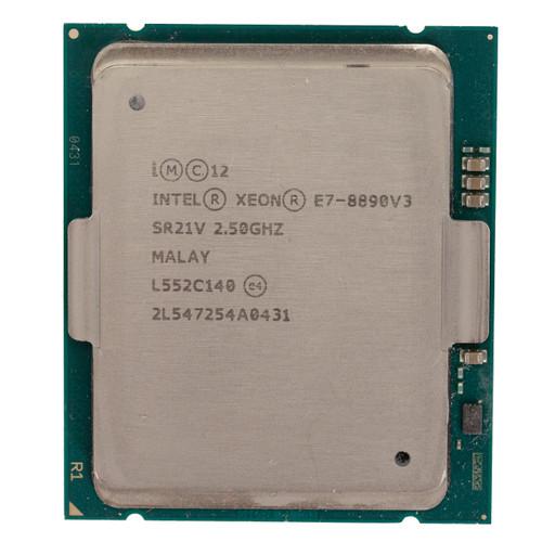 Intel® Xeon® E7-8890 v3, 18 Core, 2.5GHz Processor SR21V (B-Grade)