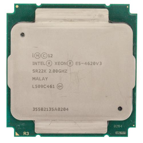 Intel® Xeon® E5-4620v3, 10 Core, 2.0GHz Processor SR22K (B-Grade)