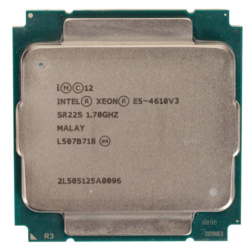 Intel® Xeon® E5-4610 v3, 10 Cores, 1.7GHz Processor SR22S(B-Grade)