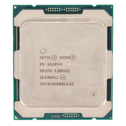 Intel® Xeon® E5-1620V4, 4 Core, 3.5GHz Processor SR2P6 (B-Grade)