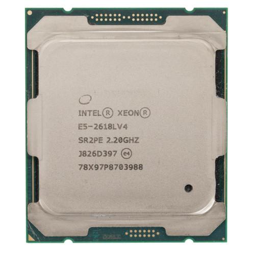 Intel® Xeon® E5-2618L v4, 2.2GHz , 10 Core Processor SR2PE (B-Grade)