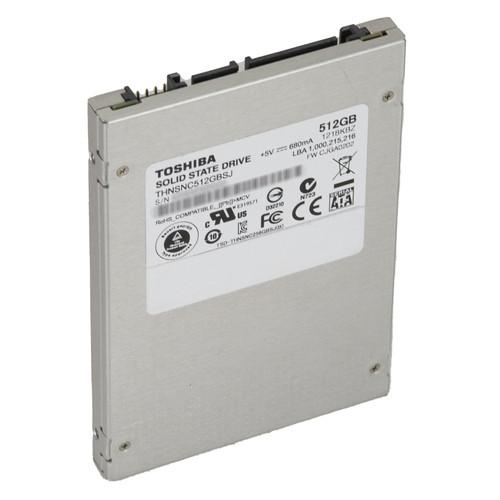 """Toshiba 512GB HG3 THNSNC512GBSJ SATA 3Gb/s 7mm 2.5"""" SSD"""
