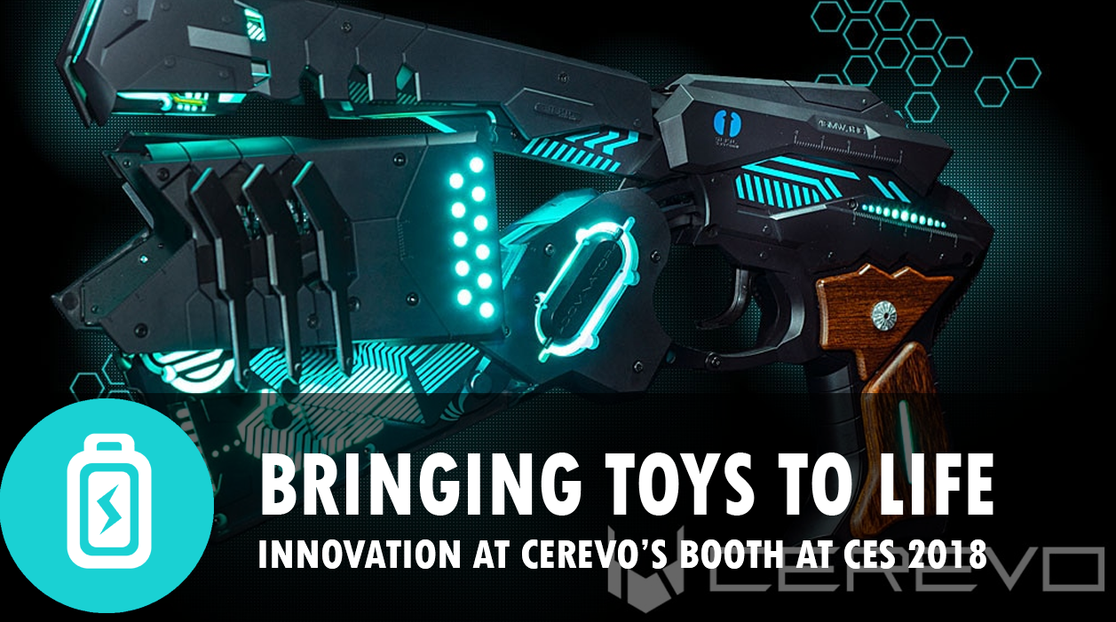 Bringing Toys to Life (CES2018)