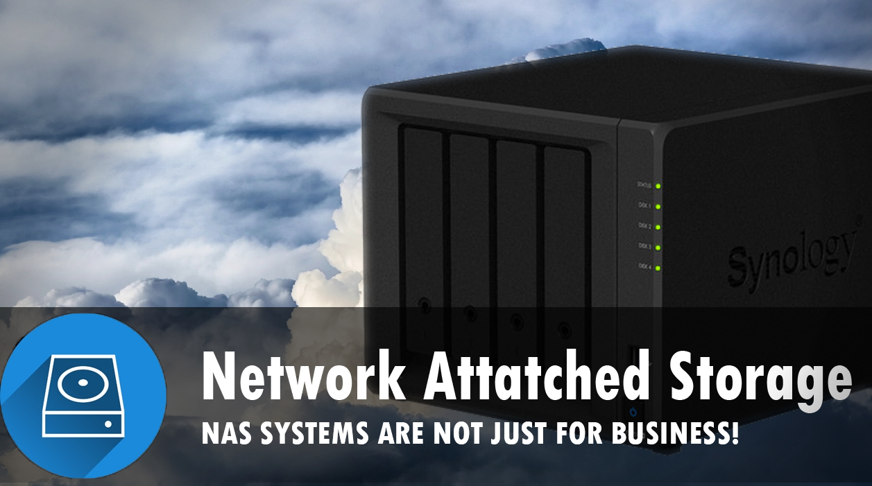 NAS systems are not just for business!