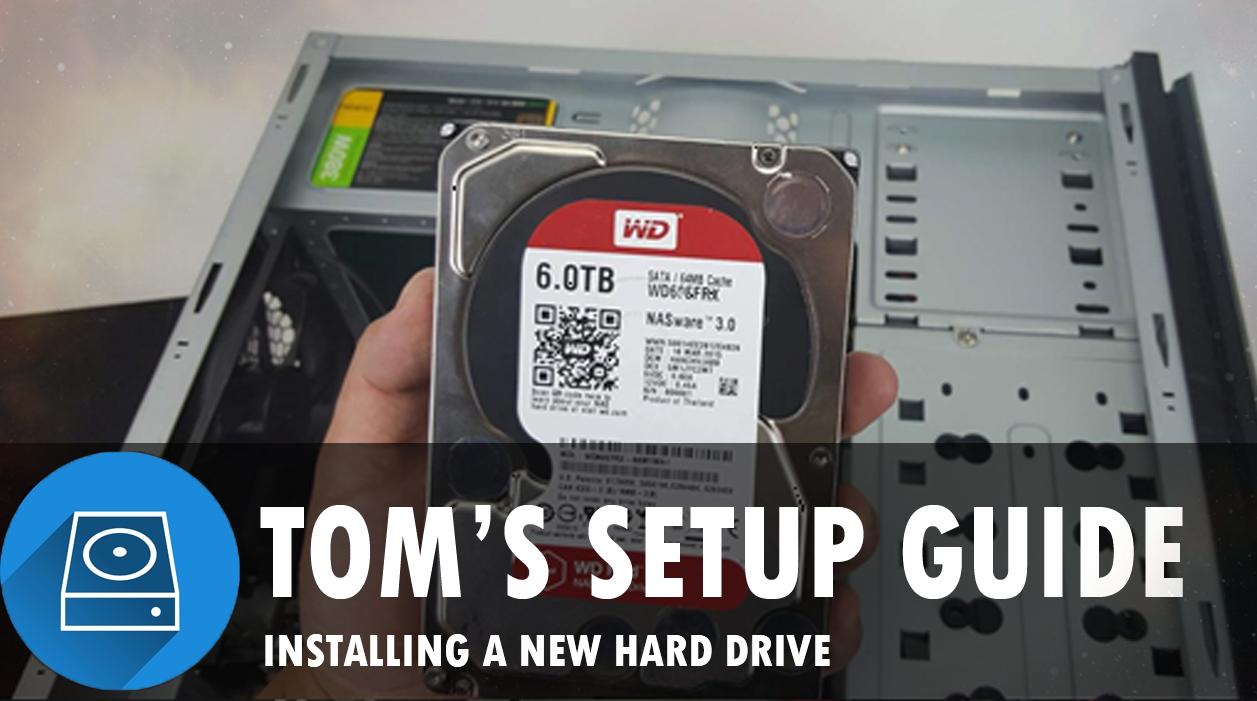 Tom's Hard drive Guide