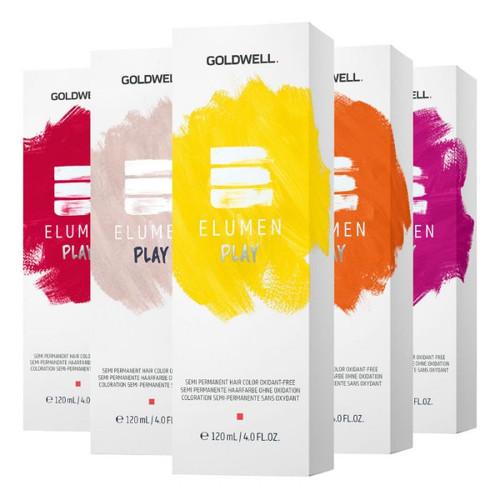 Elumen Play Semi-Permanent Hair Colour
