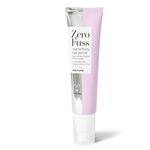Hair Primer For Coarse to Frizzy Hair