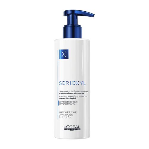 Serioxyl Clarifying & Densifying Shampoo for Natural Hair, 250ml
