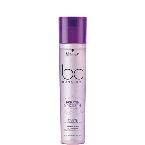 Keratin Smooth Perfect Micellar Shampoo, 250ml