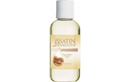 Satin Release Wax Residue Remover 4 oz.