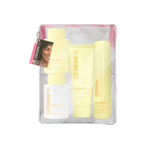 Bounce.ME Curl & Definition Discovery Travel Kit