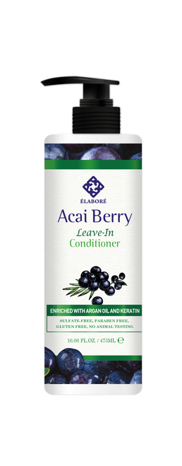 Açaí Berry Leave-In Conditioner