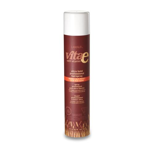 Vita E Ultra Hold Hair Spray