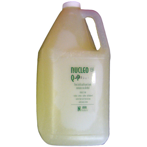 Nucleo Q-P Hair Gel (128oz)