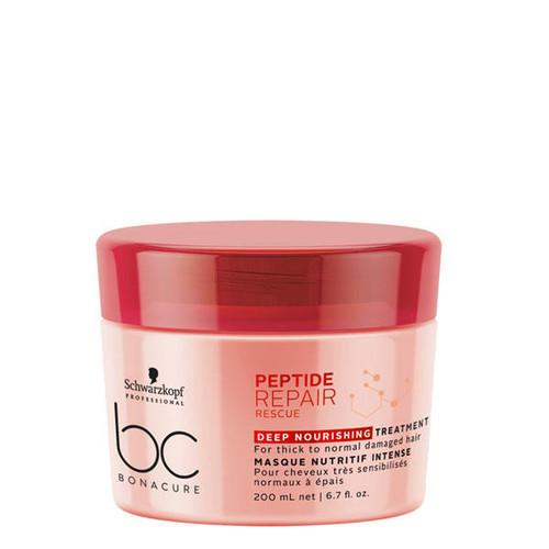 BC Bonacure Peptide Repair Rescue Deep Nourishing Treatment