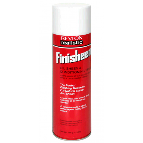 Revlon Finisheen Oil Sheen & Conditioning Spray