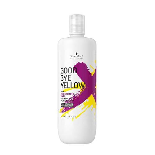 Goodbye Yellow Neutralizing Shampoo, 1L