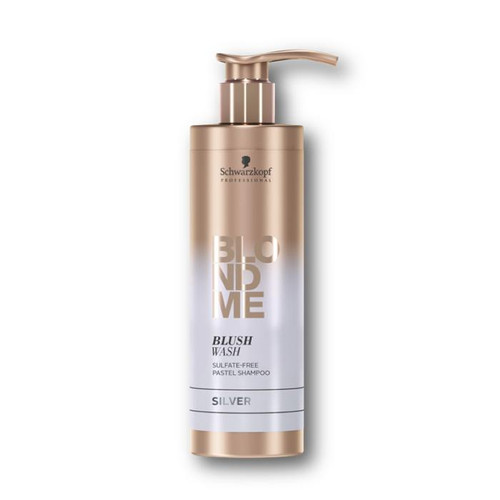 BLONDME Blush Wash Silver, 250mL