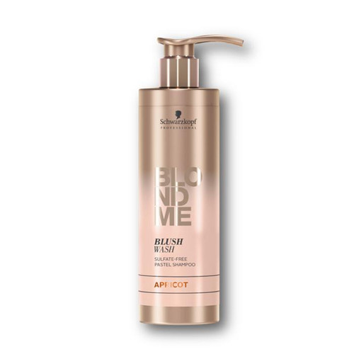 BLONDME Blush Wash Apricot, 250mL
