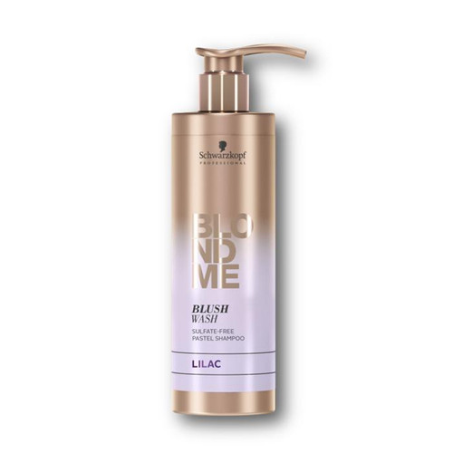 BLONDME Blush Wash Lilac, 250mL