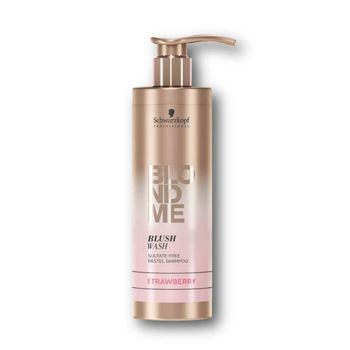 BLONDME Blush Wash Strawberry, 250mL