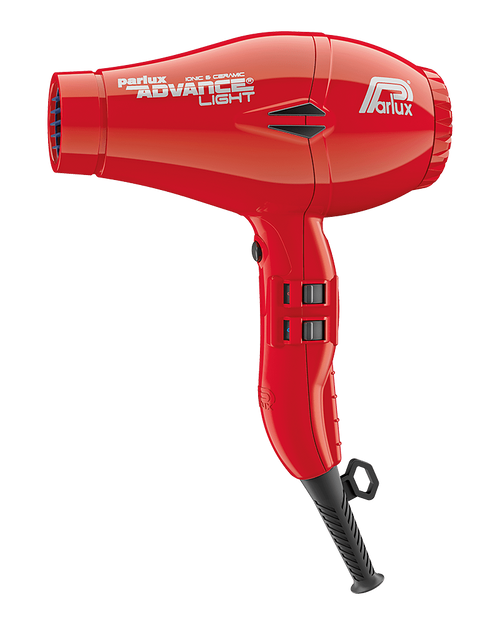 Parlux Advance Light Ionic & Ceramic Dryer, Red
