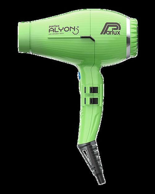 Parlux Alyon Air Ionizer Tech, Green