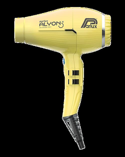 Parlux Alyon Air Ionizer Tech, Yellow