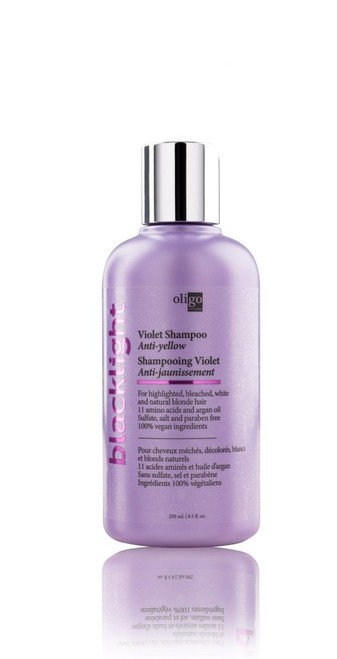 Blacklight Anti-Yellow Violet Shampoo