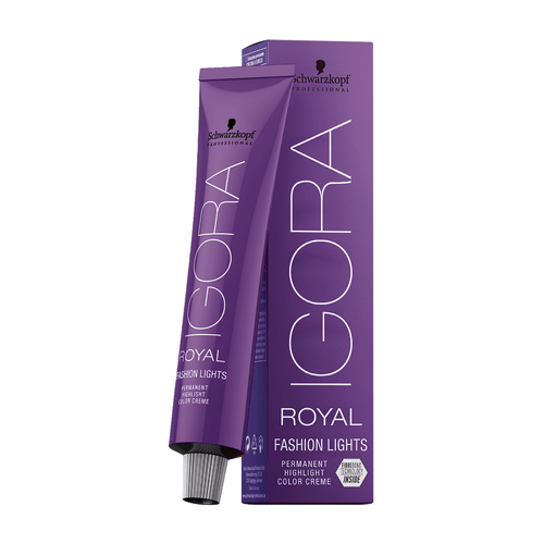 IGORA ROYAL Fashion Lights Permanent Hair Colour