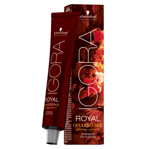 IGORA ROYAL Opulescence Permanent Hair Colour