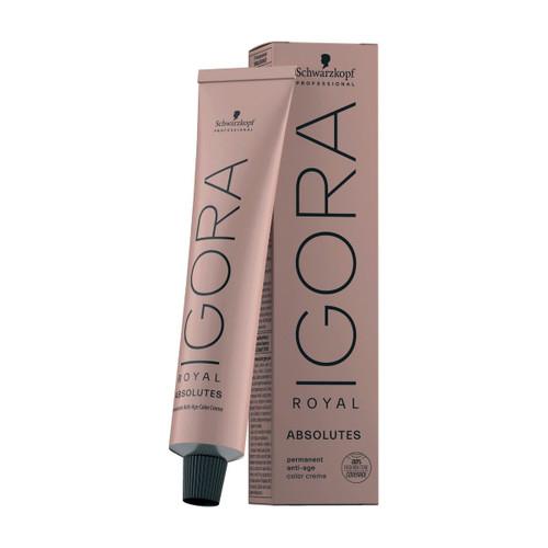 IGORA ROYAL Absolutes Permanent Hair Colour