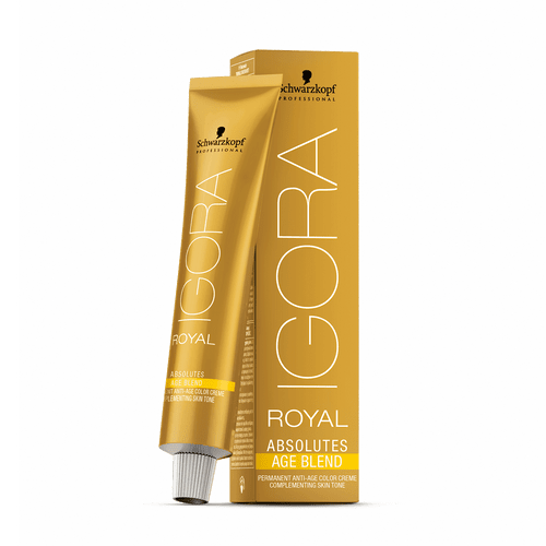 IGORA ROYAL Absolutes Age Blend Permanent Hair Colour